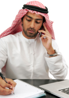 Saudi Arabia Young Businessman